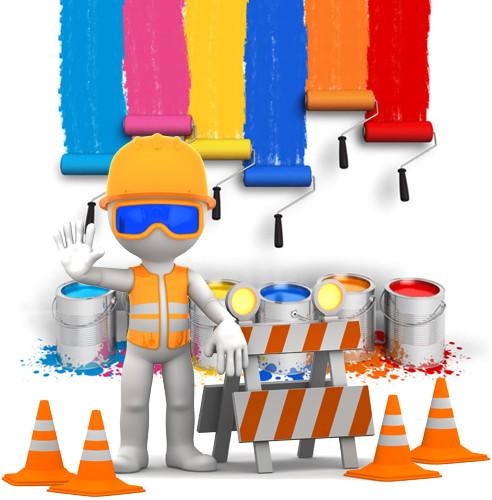 O efeito das cores do ambiente no trabalhador e na segurança do trabalho