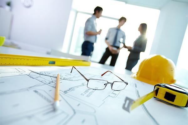 Vaga de emprego por concurso público para arquitetura e engenharia